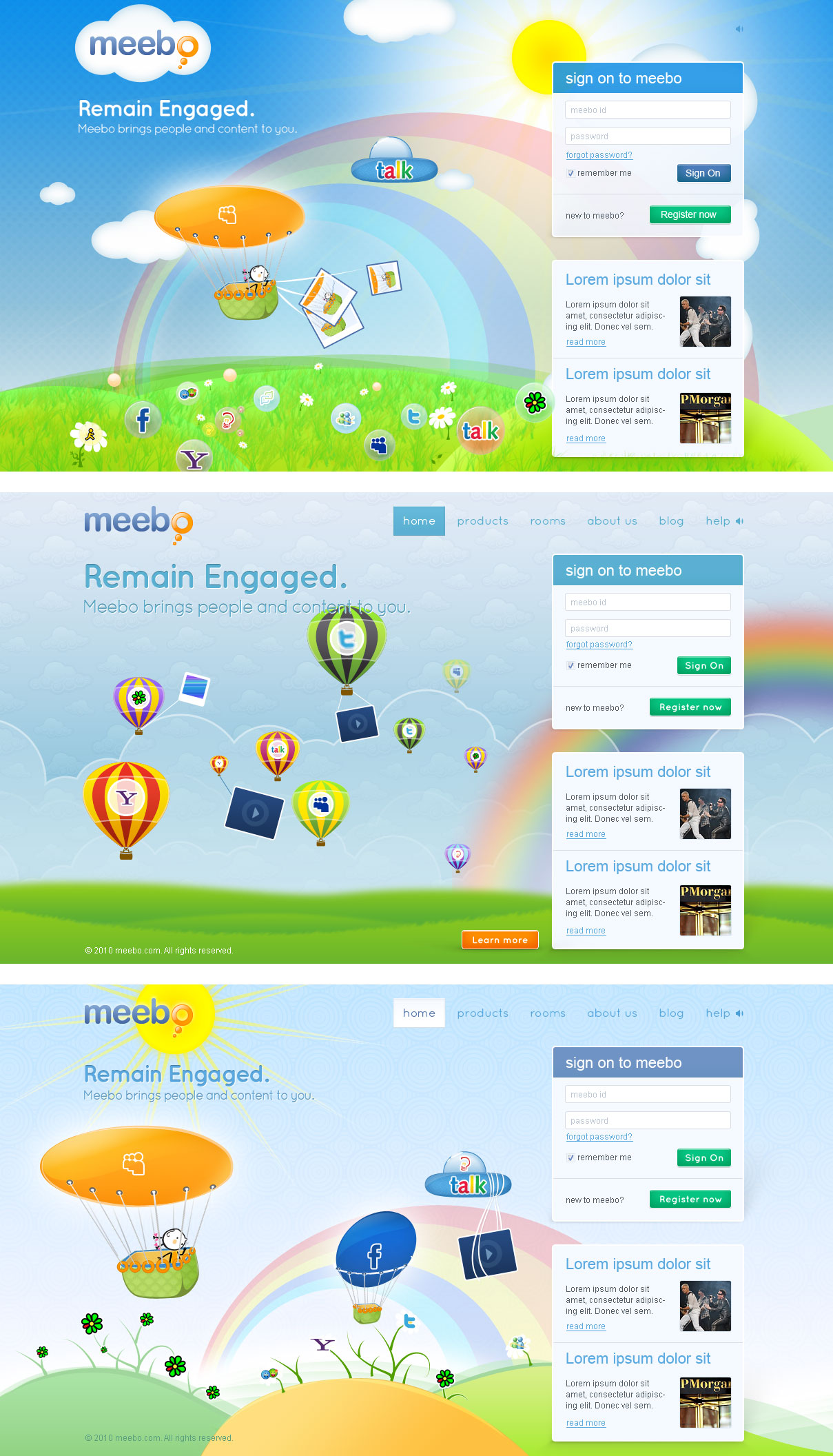 Paraart Website Design Visual Experience Design